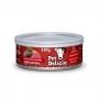 Pet Delícia Caçarolinha de carne para cães 110g - Alimento úmido 100% natural