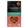 Petisco Biscoitinhos Box Palinetes de Salmão para cães Cannix