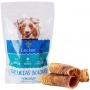 Petisco Desidratado Lecker Traqueias Bovinas para cães