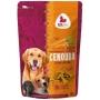 Petisco Biscoito Papapets 100% natural sabor cenoura com aveia para cães 180g