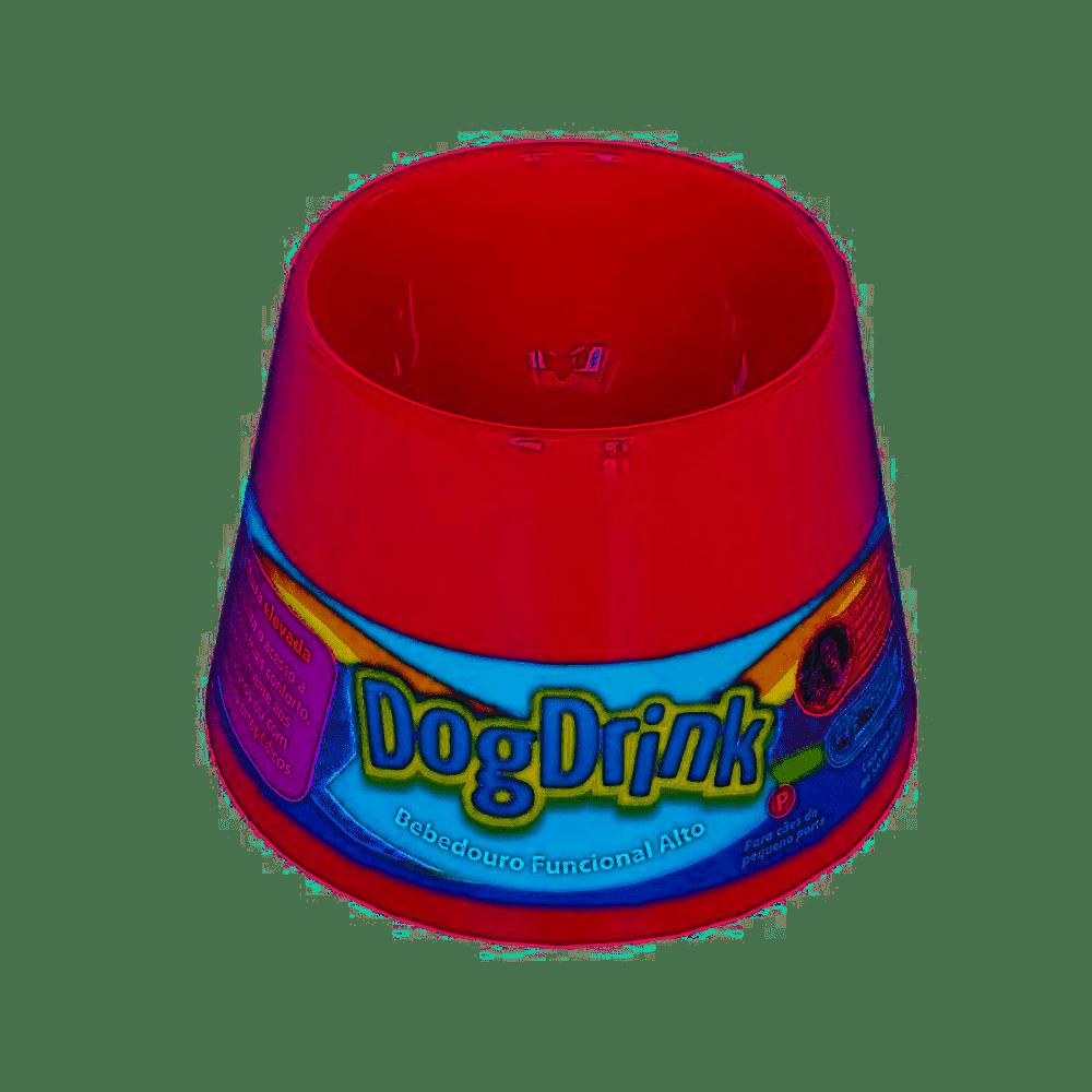 Bebedouro Alto Dog Drink Pet Games para cães