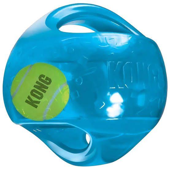 Brinquedo para cães Bola Jumbler Ball  KONG