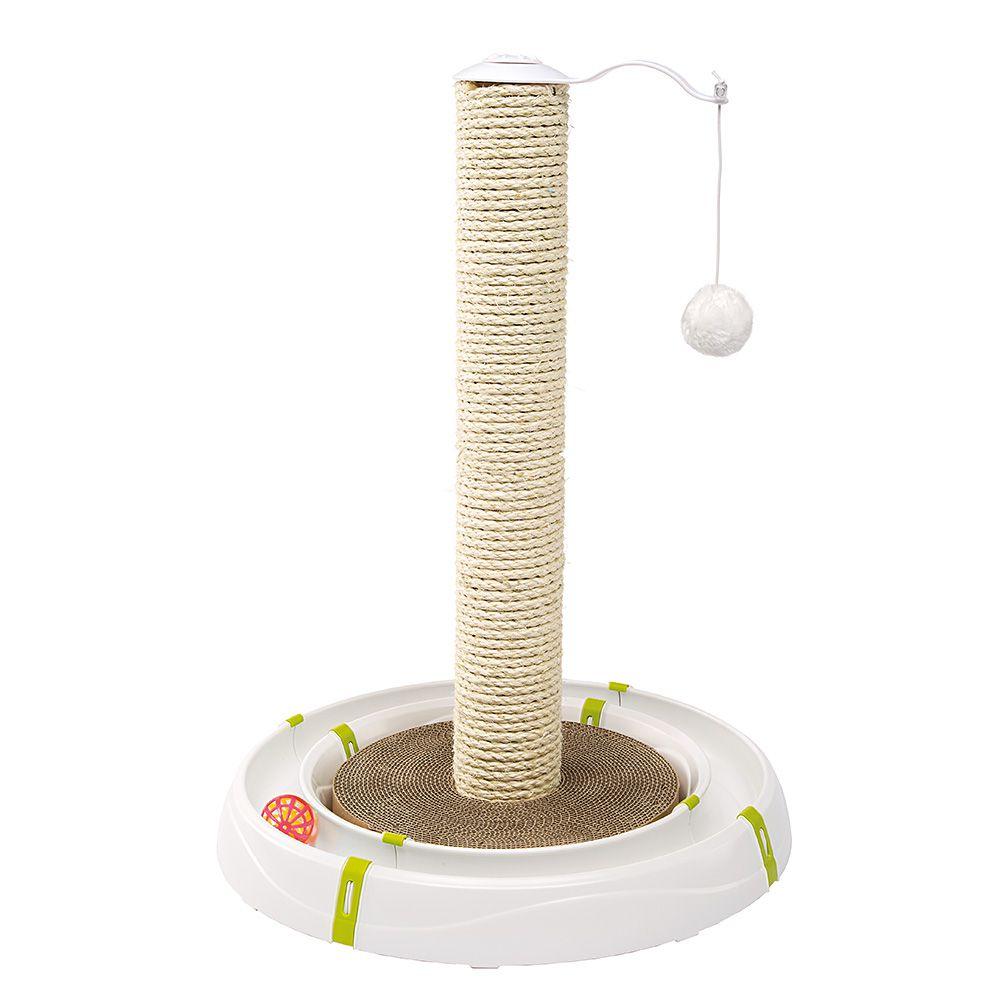 Bolinha piscante com LED para gatos refil