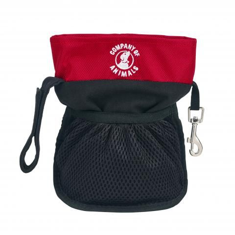 Bolsa pochete lateral Pro Treat Bag para tutores e adestradores de animais