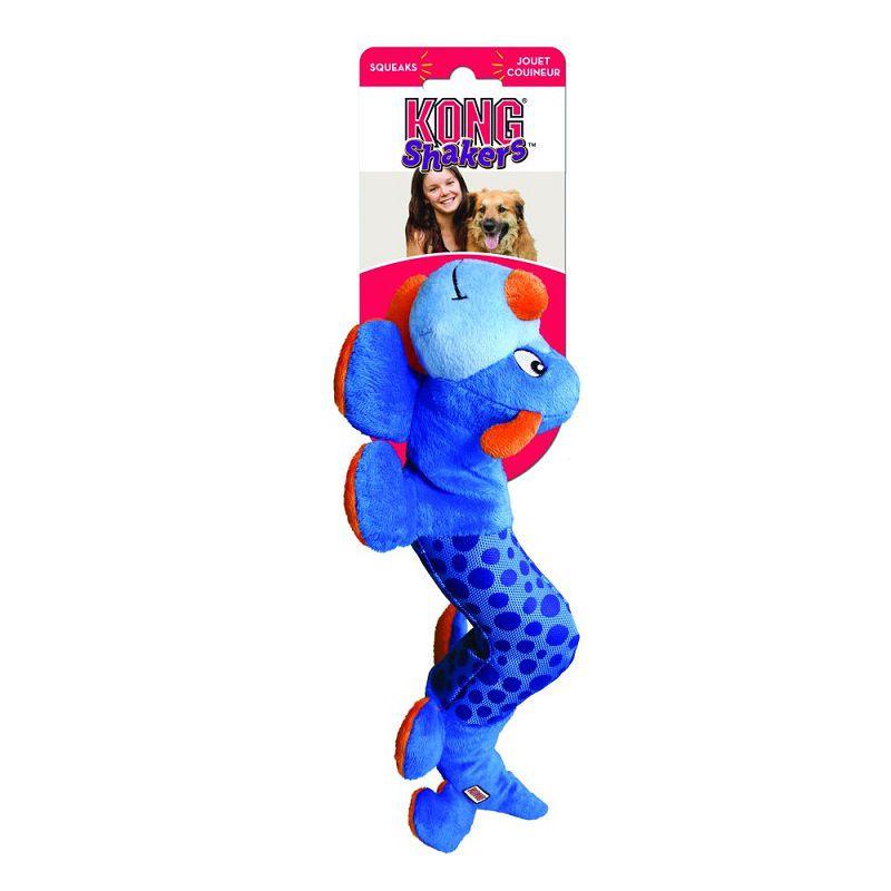 Brinquedo de Pelúcia Shakers Caterpillar Kong