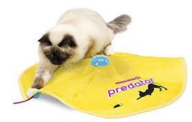 Brinquedo Eletrônico Interativo para gatos Predator