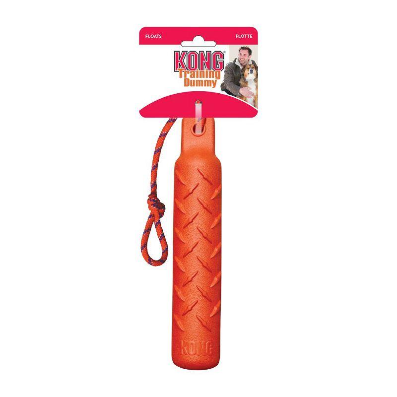Brinquedo Interativo aquático para cães Training Dummy Kong