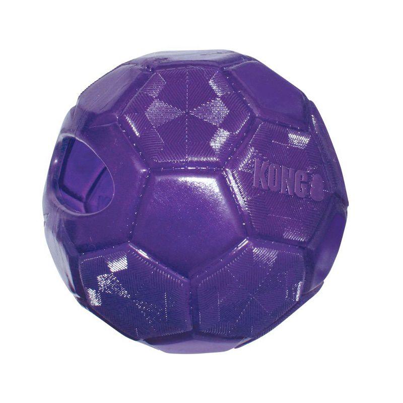 Brinquedo Interativo Bola Lançamento Kong Flex Ball
