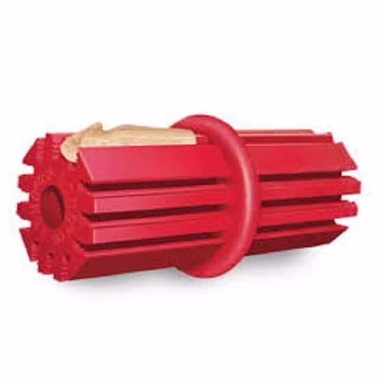 Brinquedo Mordedor Limpa Dentes Dental Stick KONG para cães