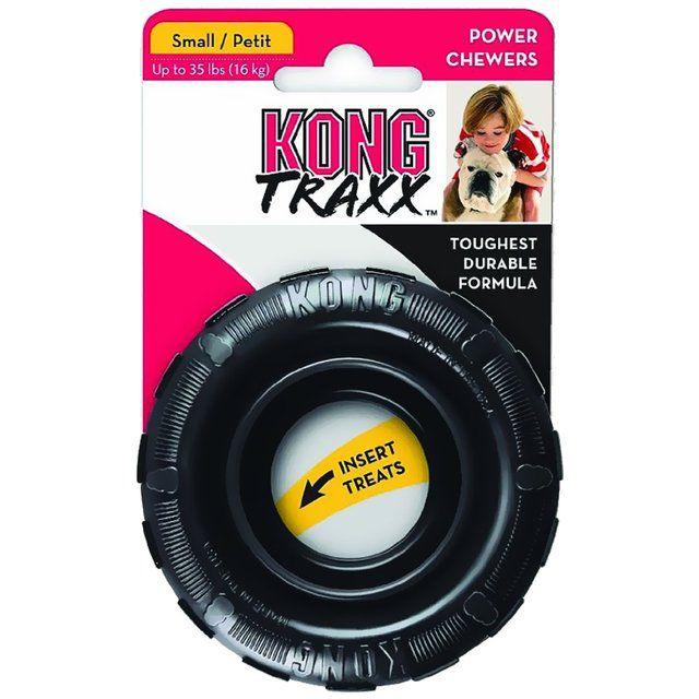 Brinquedo Pneu Traxx Extreme KONG para cães