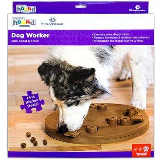 Brinquedo Tabuleiro Dog Worker Nina Ottosson nível avançado
