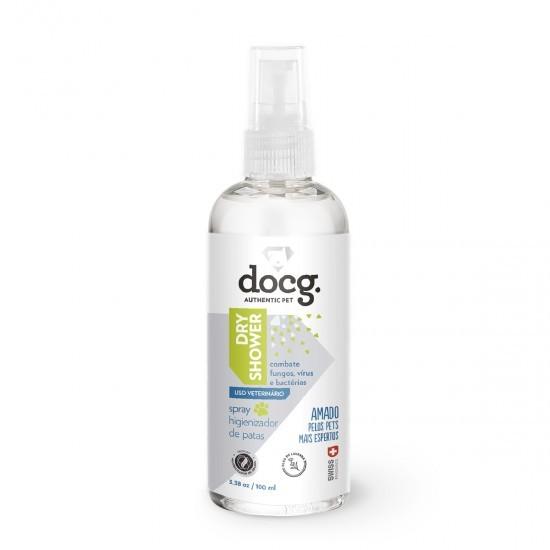 Dry Shower - Spray Higienizador de Patinhas DocG
