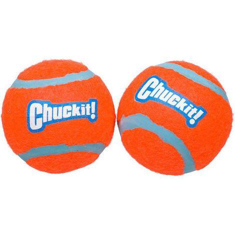 Kit 4 Bolas de Tênis M Chuck It e aquática - refil para lançador de bolas