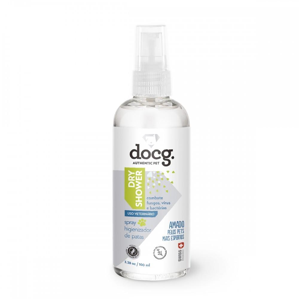 Kit higiene Pet limpeza pós passeio