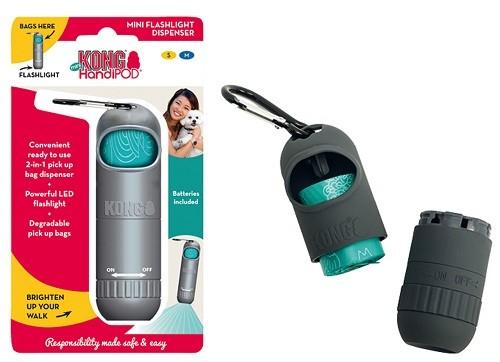Kong Handipod Flashlight - Cata Caca com lanterna