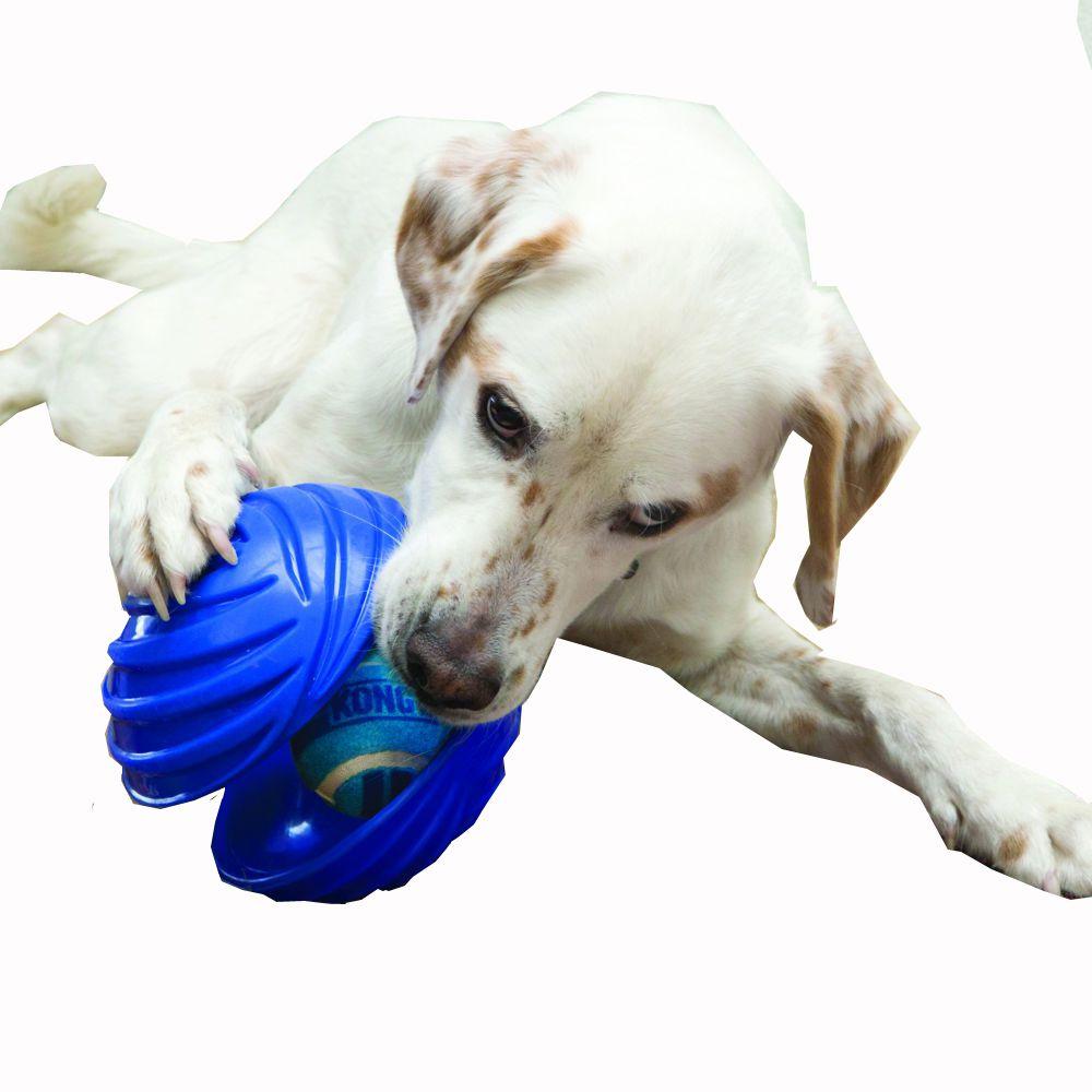 Brinquedo para cães Interativo Bola Kong Rambler Ball