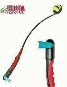 Lançador de bola com Cata Caca KONG Handipod Ball Launcher + Bola de Tênis