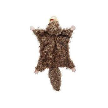 Brinquedo para cães Pelúcia Esquilo Voador