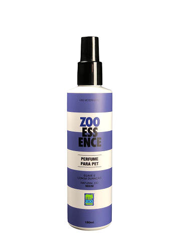 Perfume suave e cheiroso Natural do Neem Zoo Neem Essence para pets