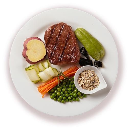 Pet Delícia Picadinho de carne para gatos 110g - Alimento úmido 100% natural
