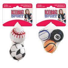 Brinquedo para cães Kong Bola Sport Ball
