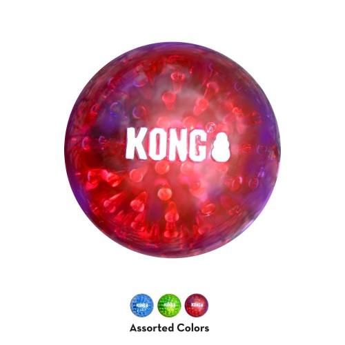 Squeezz Geodz Ball 2 Bolas incríveis KONG com apito