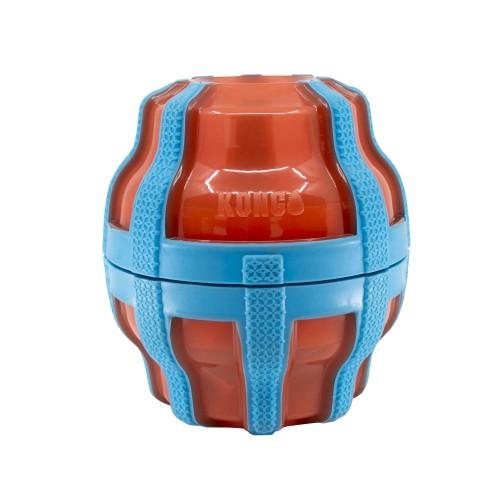 Treat Spinner Brinquedo recheável dispenser de ração KONG
