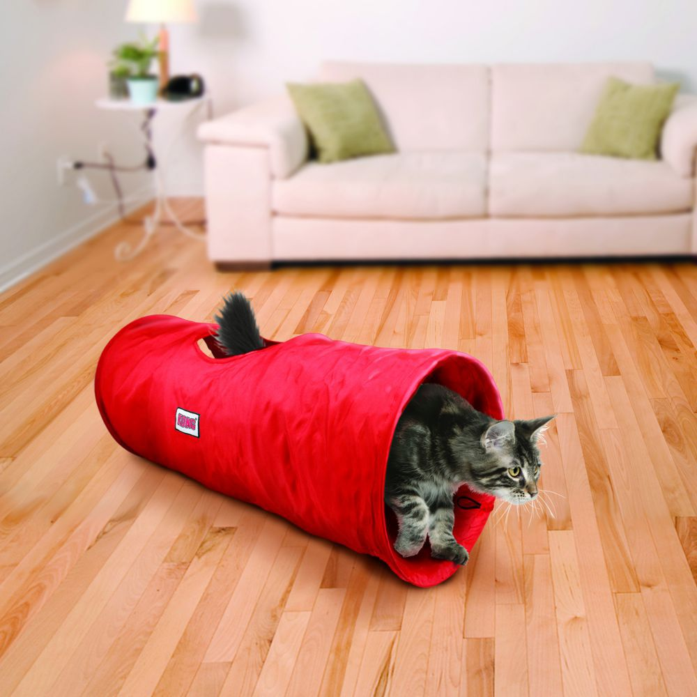 Túnel Play Spaces KONG para Gatos