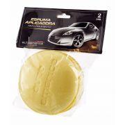 Aplicador de Espuma Amarelo AUTOAMERICA 2un