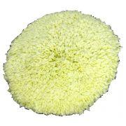 Boina de Lã Dupla Face Fio Macia Amarela LINCOLN 8 POL