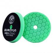 Boina Quantum Hexlogic Verde Corte Suave 5.5 pol CHEMICAL GUYS
