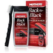 Limpador de Plásticos e Borracha Back to Black Heavy Duty Trim Cleaner MOTHERS 355ML