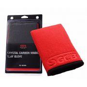 Luva Clay Bar Vermelha SGCB