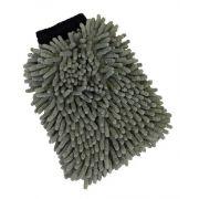 Luva de Microfibra Cinza MANDALA