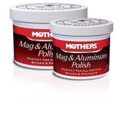 Polidor De Metais Mag & Aluminum Polish Mothers 141g