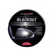 Revitalizador de Plásticos Externos BlackOut AUTOAMERICA 100g