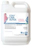 Shampoo Lava Auto Golf PH Neutro 1:100 com Resina 5L