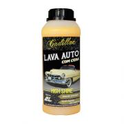 Shampoo Lava Auto High Shine com Cera CADILLAC 2L