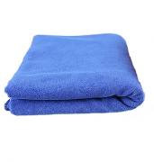 Toalha de Microfibra Azul 400GSM SGCB 40X60