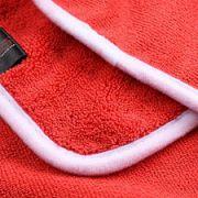 Toalha de Microfibra Cobra Vermelha 600gsm SGCB 40X40