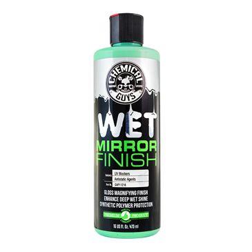 Acabamento Ultra Lustro Glaze Wet Mirror 473ml CHEMICAL GUYS