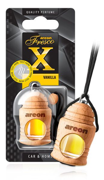 Aromatizante Fresco X Version Vanilla AREON
