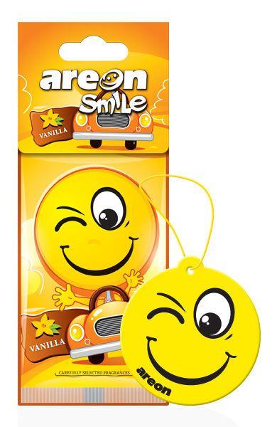 Aromatizante Smile Vanilla AREON