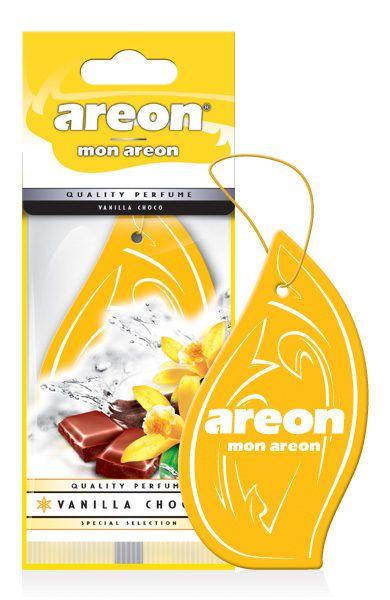 Aromatizante Vanilla Choco AREON
