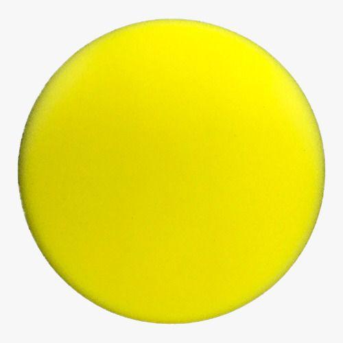 Boina de Espuma Refino Low Cost Amarela AUTOAMERICA 6 POL
