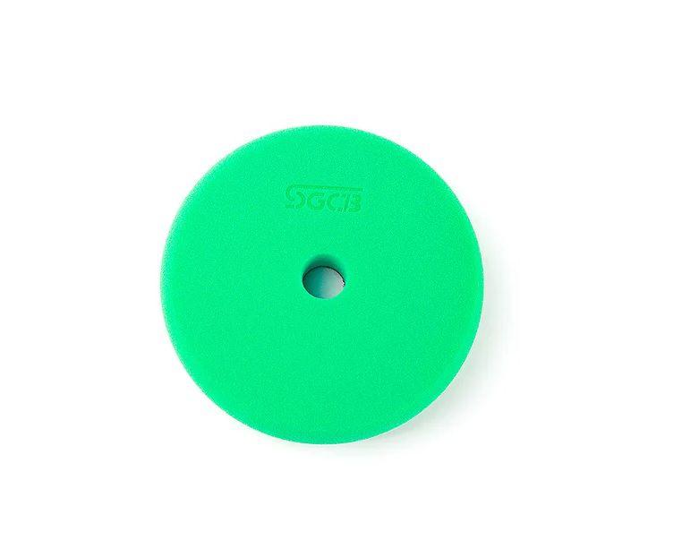 Boina de Espuma Verde Corte Leve  SGCB 5 POL