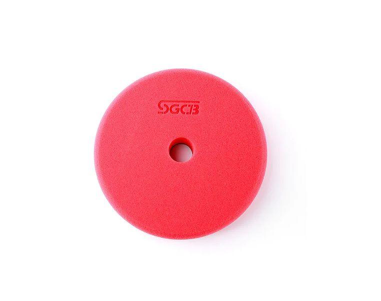 Boina de Espuma Vermelha Lustro SGCB 5 POL