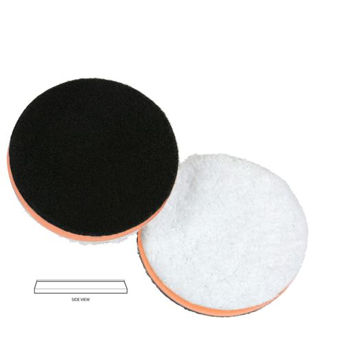 Boina de Microfibra Interface Laranja One Step 6 pol LAKE COUNTRY