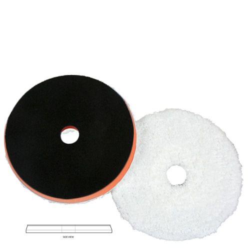 Boina de Microfibra Interface Laranja One Step HDO 6,5 pol LAKE COUNTRY