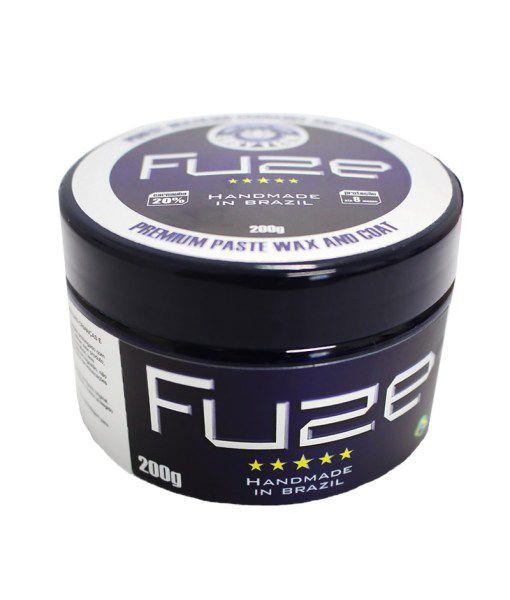 Cera Carnaúba com Flúor Paste Wax and Coat Fuze Premium EASYTECH 200GR